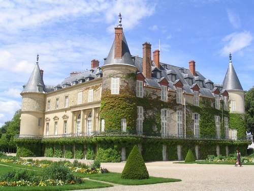 Le château de Rambouillet - Yvelines - 78