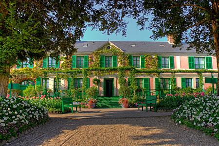 Maison du peintre impressionniste Claude Monet - Giverny