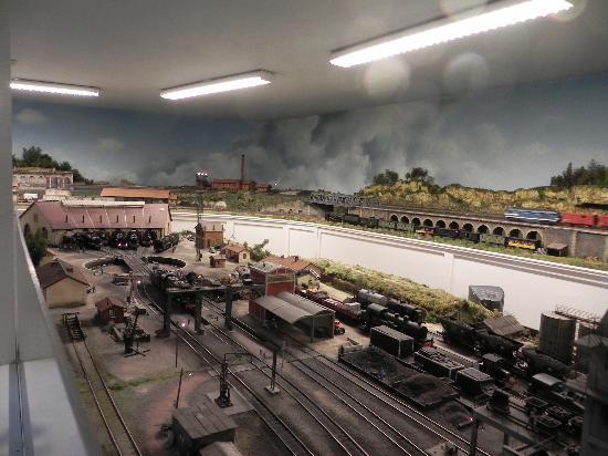 Musée du train miniature - Rambouillet - Yvelines - 78