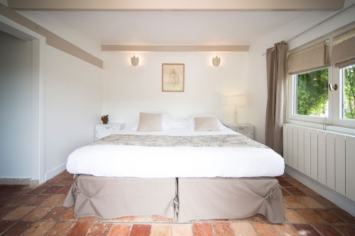 Chambre avec spa privé - La Gâtine - La Boissière École